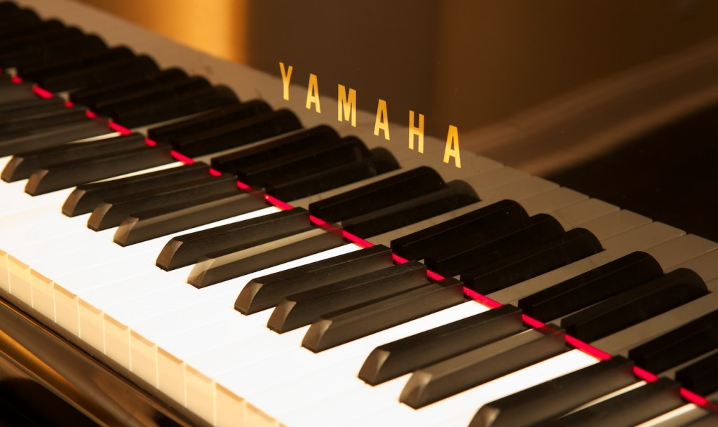 Yamaha-Keys