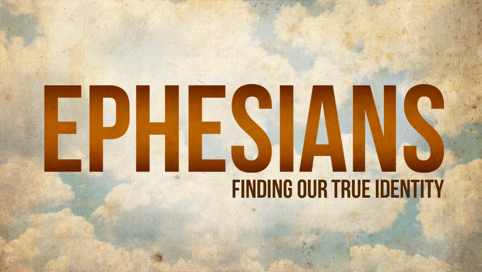 Men's Ephesians Study